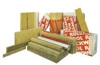 Izolatii termice din vata bazaltica pentru conducte, aer conditionat si instalatii industriale ROCKWOOL