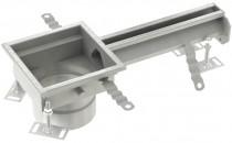 Rigole din inox Rigolele ACO Inox Channelsunt realizate din componente modulare care se imbina simplu formand sisteme adaptabile aproape oricarui tip de aplicatie.