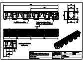 Gratar din plastic X100C C250-11077 ACO