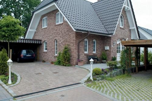 Rigole pentru casa si gradina ACO - Poza 2