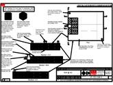 1. Schema de montaj sistem infiltratie cu trapa namol inclusa ACO