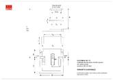 Instalatie de separare lichide usoare din beton armat conform SR EN 858 - NG 15 - varianta ajustabila ACO