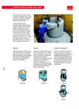 Instalatii separare lichide usoare ACO