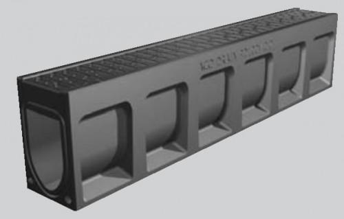 Rigole monobloc din beton ACO - Poza 1