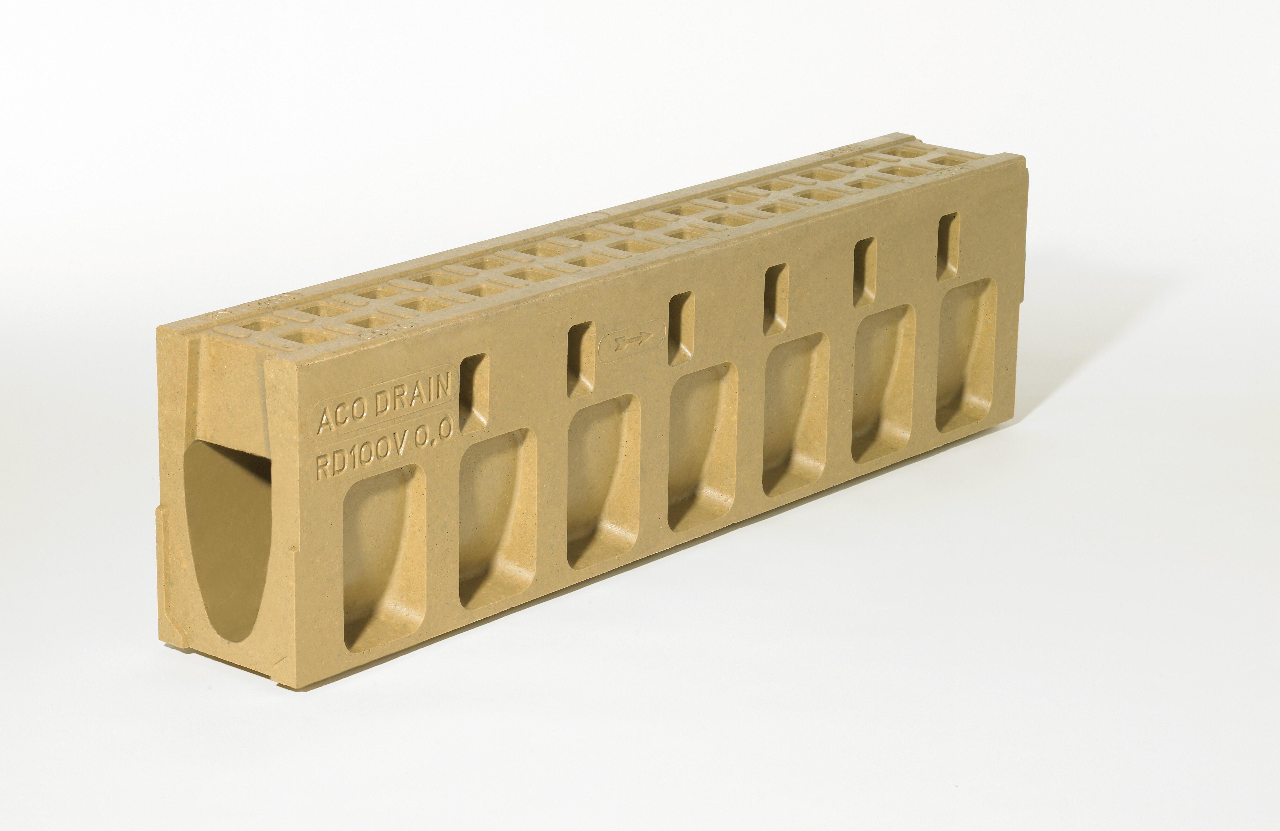 Rigole monobloc din beton cu polimeri  ACO - Poza 1