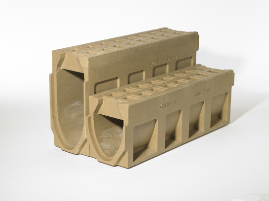 Rigole monobloc din beton cu polimeri  ACO - Poza 5