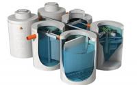 Statii de epurare Statiile de epurare a apelor reziduale ACO Clara sunt concepute si testate in conformitate cu standardul EN 12566-3 si prezinta marcajul CE  pentru gama 3-63PE.