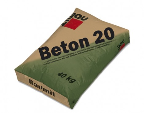 Prezentare produs Betoane gata preparate BAUMIT - Poza 1