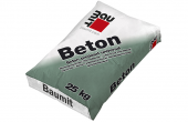 Betoane gata preparate Betoanele uscate Baumit sunt predozate si se utilizeaza pentru a se turna in diverse cofraje, pardoseli la garaje si subsol, trotuare, garduri, borduri, trepte, gratare si elemente de beton nerelevante structural.