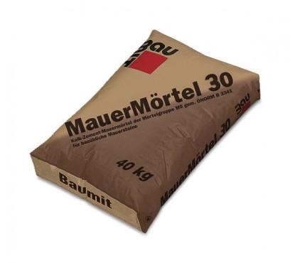 Prezentare produs Mortare pentru zidarii BAUMIT - Poza 2