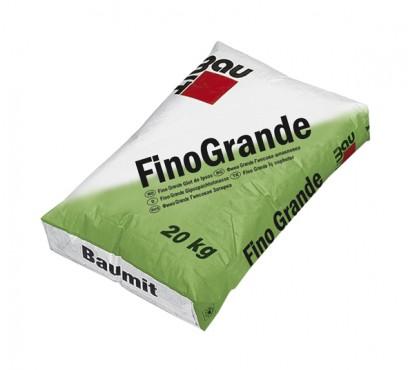 Prezentare produs Glet de ipsos FinoGrande BAUMIT - Poza 4