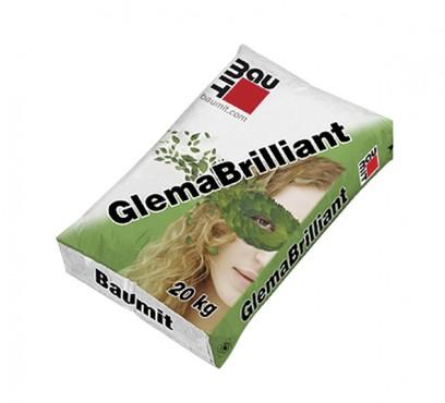 Prezentare produs Glet de ciment alb pentru interior si exterior GlemaBrillant BAUMIT - Poza 6