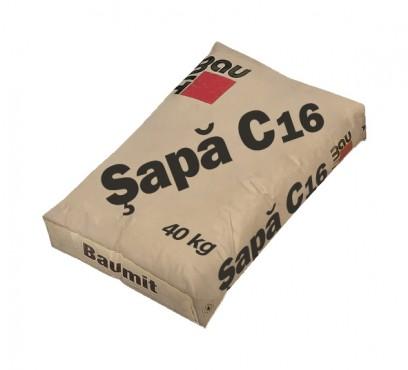 Prezentare produs Sape de ciment BAUMIT - Poza 2