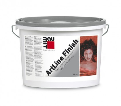 Prezentare produs Vopsele de exterior pe suport mineral BAUMIT - Poza 8