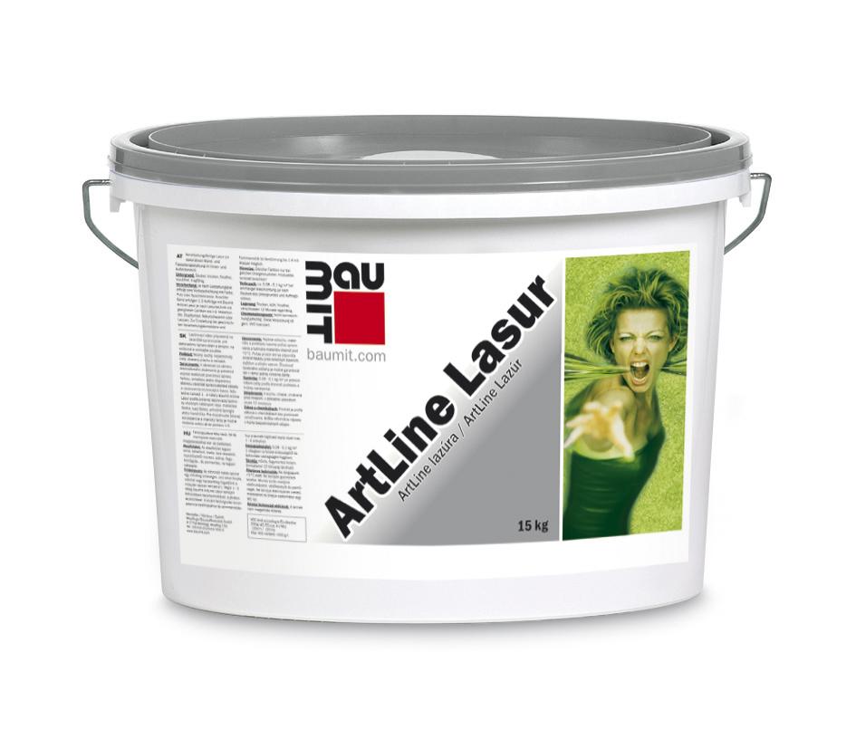 Vopsele de exterior pe suport mineral BAUMIT - Poza 5