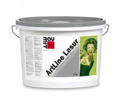 Prezentare produs Vopsele de exterior pe suport mineral BAUMIT - Poza 5