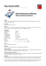 Adeziv pentru placari ceramice BAUMIT