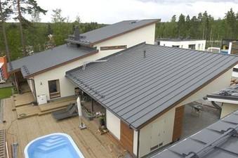 Locuinta unifamiliala Hameenlinna, Finlanda RUUKKI - Poza 2