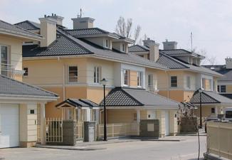 Complex de locuinte unifamiliale Varsovia, Polonia RUUKKI - Poza 1