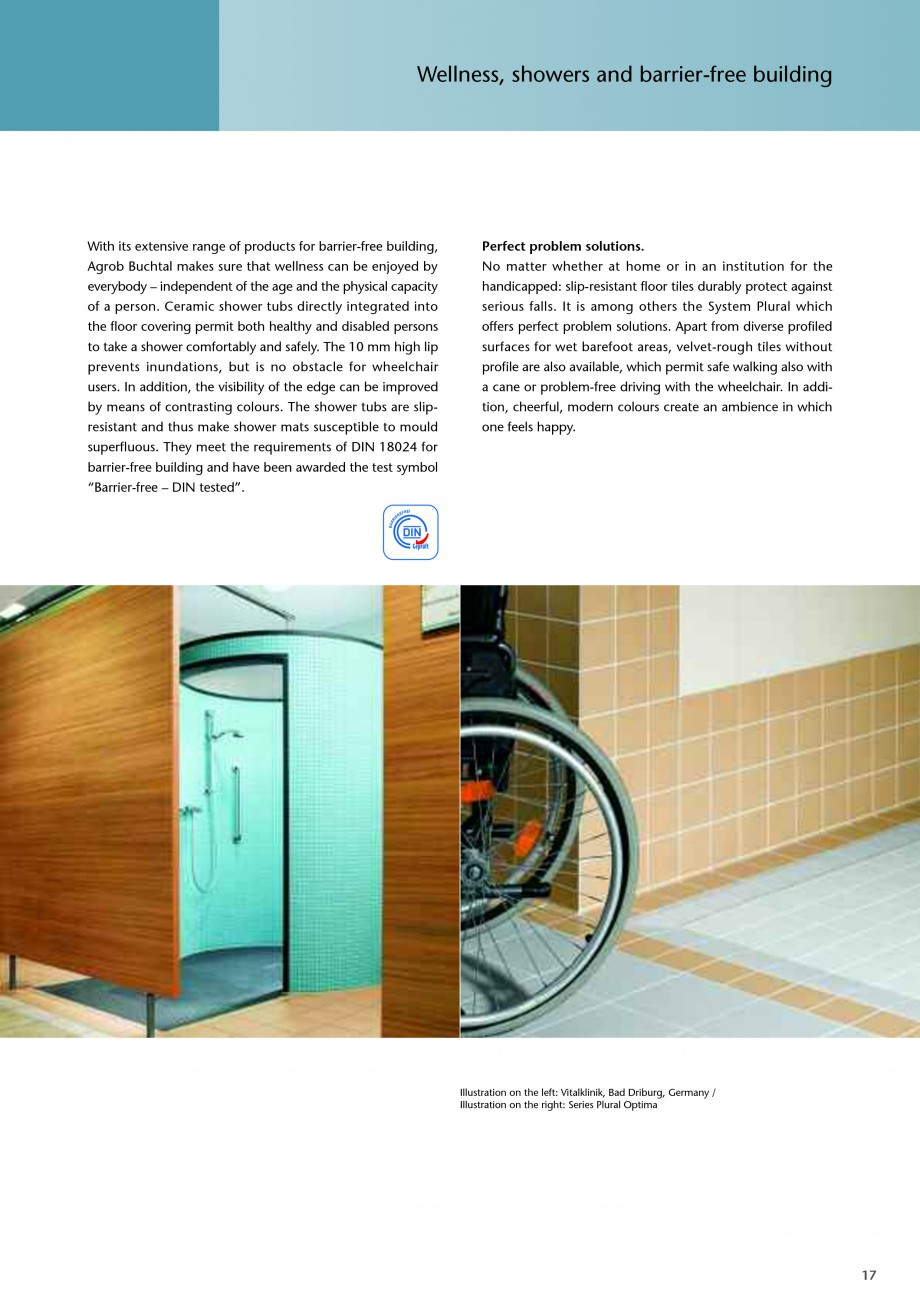 catalog brosura prospect competenta bazine chroma ii. Black Bedroom Furniture Sets. Home Design Ideas