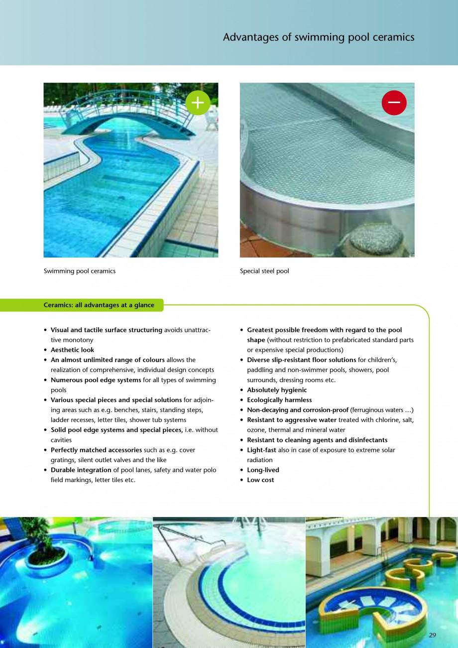 Catalog brosura prospect competenta bazine chroma ii for Pool design dessau