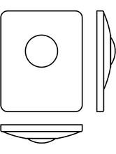 Armaturi pentru wc-uri si pisoare - 3D - 310_2510 VITRA