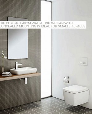 Obiecte sanitare, seturi complete METROPOLE VITRA - Poza 405