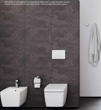 Obiecte sanitare, seturi complete METROPOLE VITRA - Poza 407