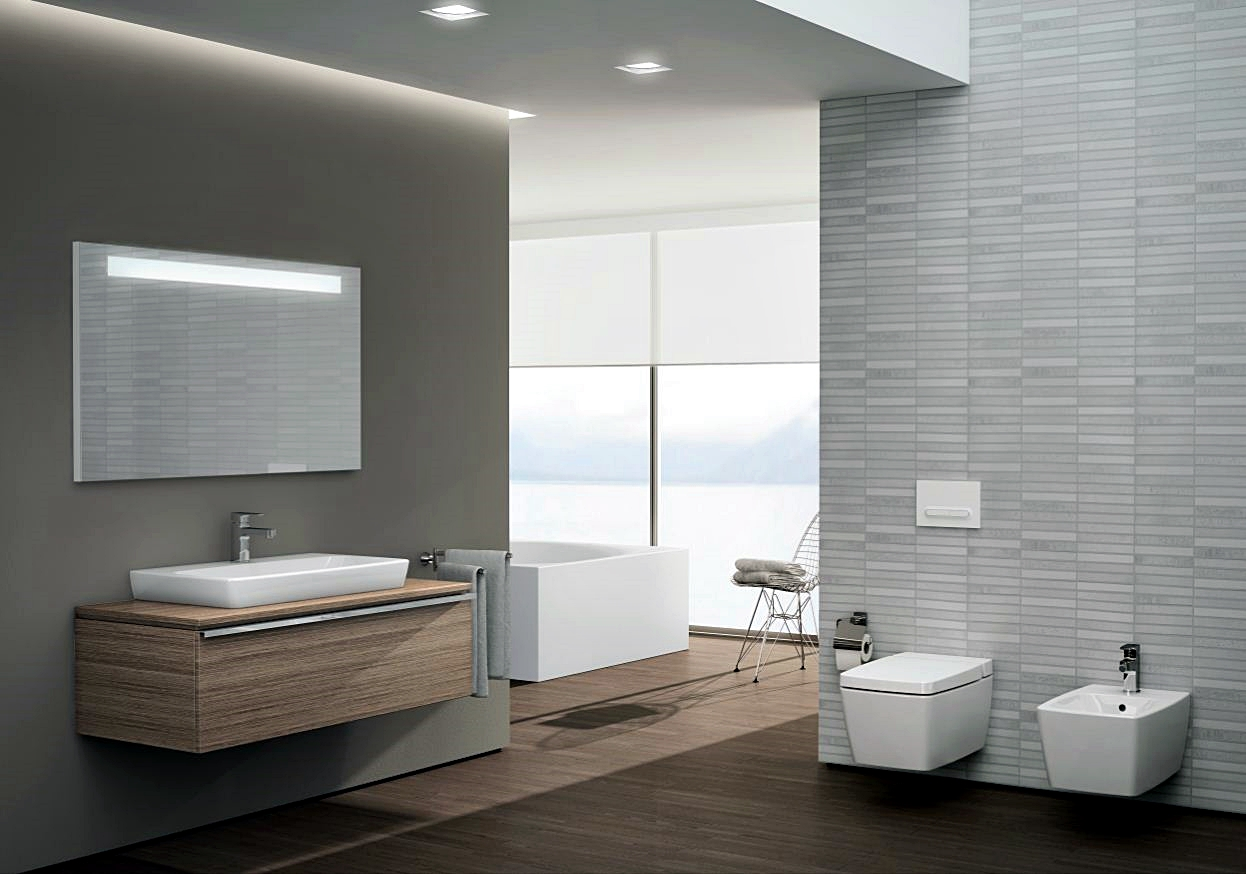 Obiecte sanitare, seturi complete METROPOLE VITRA - Poza 411