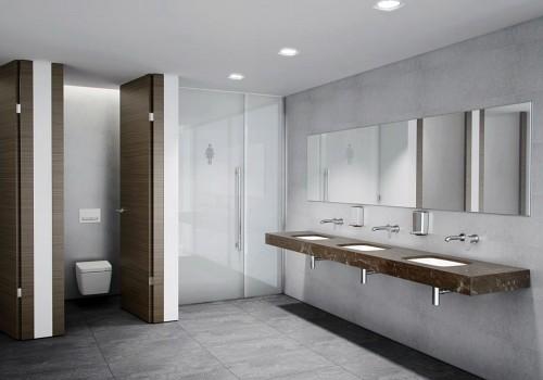 Obiecte sanitare, seturi complete METROPOLE VITRA - Poza 412