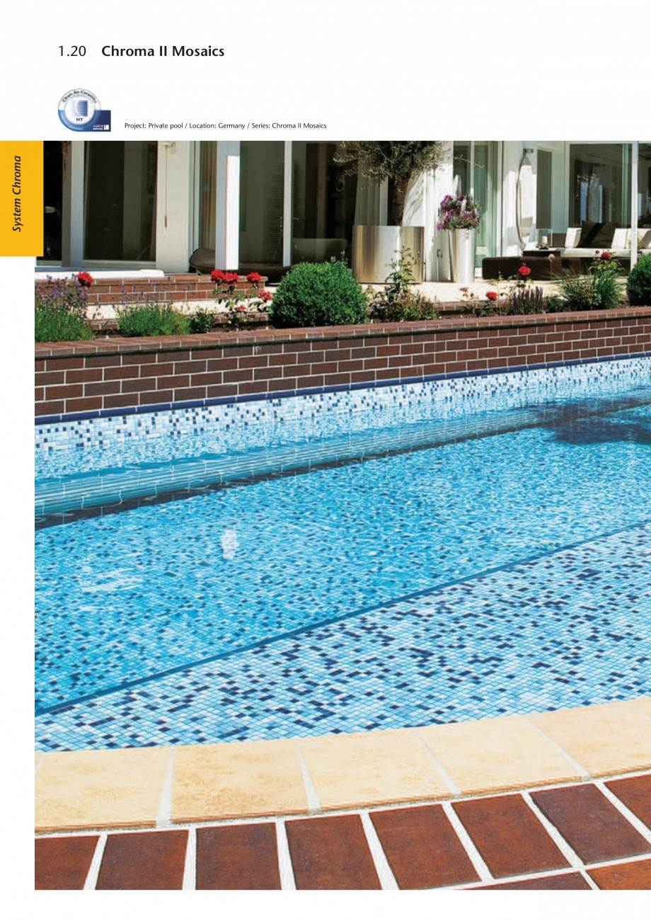 catalog brosura mozaic pentru piscine program de. Black Bedroom Furniture Sets. Home Design Ideas