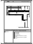 Detaliu de balcon - pardoseala pe sapa de beton URSA