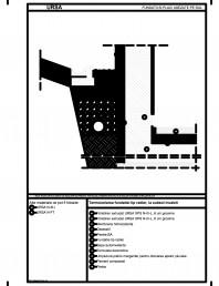 Termoizolarea fundatiei tip radier, la subsol incalzit