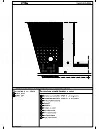 Termoizolarea fundatiei tip radier, la subsol
