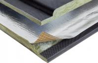 Vata minerala pentru constructia de conducte de climatizare si ventilare  URSA