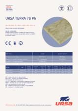 Placi din vata minerala hidrofobizata URSA