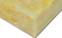 Vata minerala pentru aplicatii cu cerinte speciale de fonoabsorbtie Vata minerala de sticla URSA pentru izolarea fonica in aplicatii cu cerinte speciale.