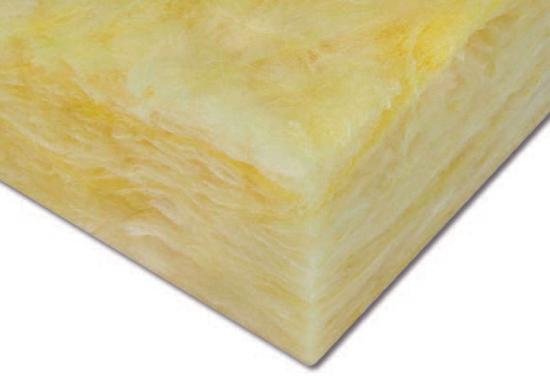 Vata minerala pentru aplicatii cu cerinte speciale de fonoabsorbtie URSA
