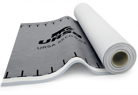 Folie anticondens pentru acoperis URSA