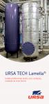 Izolatii profesionale pentru tevi, conducte, instalatii de orice forma / Vata minerala URSA cu fibra verticala pentru izolarea conductelor, a boilerelor si a instalatiilor de orice forma  / URSA ROMANIA