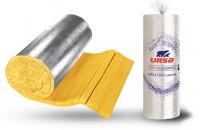 Vata minerala URSA cu fibra verticala pentru izolarea conductelor, a boilerelor si a instalatiilor de orice forma  URSA TECH Lamella sunt saltele din vată minerală de sticlă cu fibre verticale, laminate pe un cașeraj compozit extrem de rezistent, fabricat din folie de aluminiu ranforsată cu fibră de sticlă.