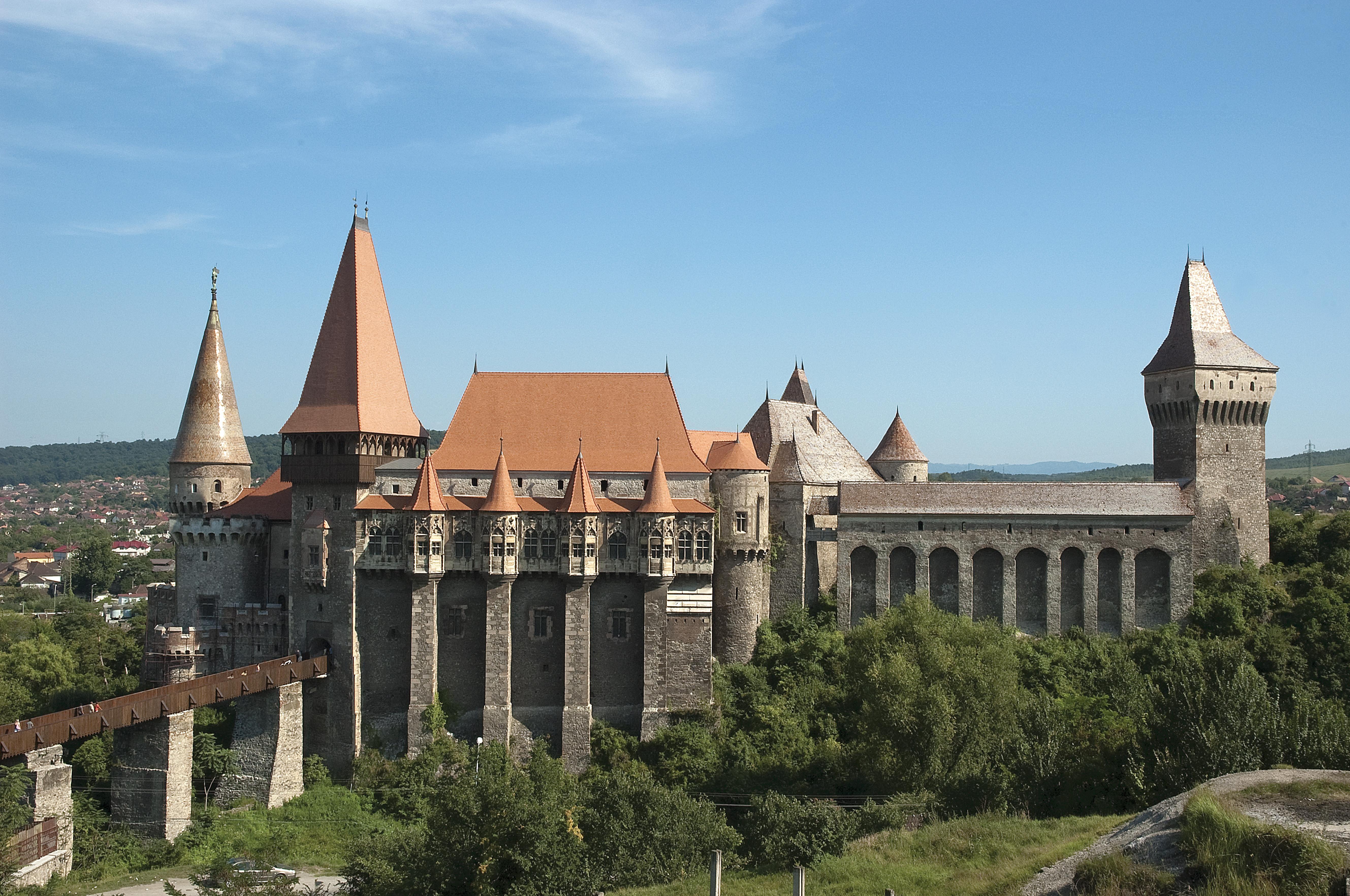 Castelul Huniazilor - Hunedoara TONDACH - Poza 2