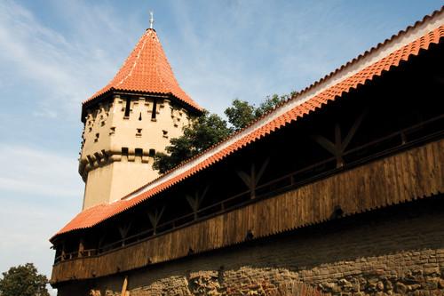 Zidul Cetatii - Sibiu TONDACH - Poza 4