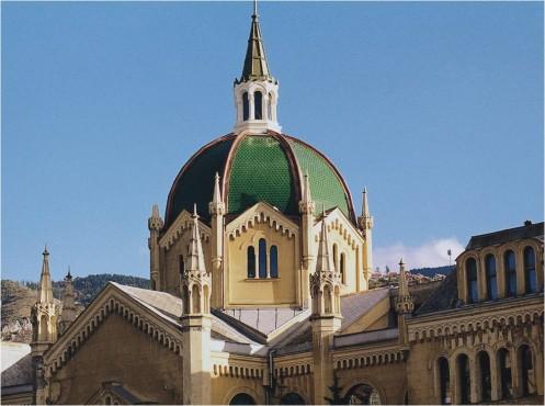 Academia de Arta - Sarajevo TONDACH - Poza 1