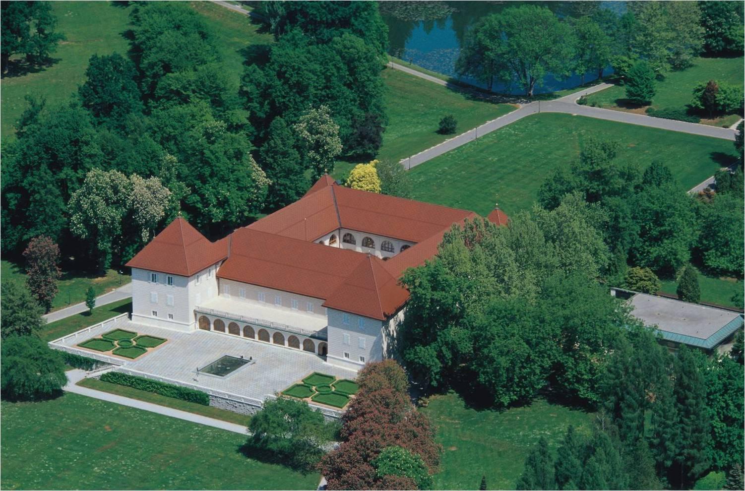 Castelul Brdo - Slovenia TONDACH - Poza 2