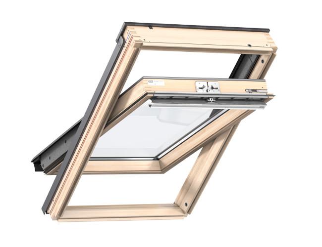 Prezentare produs Fereastra de mansarda cu operare superioara si sistem izolator - VELUX GLL Pictograma VELUX - Poza 18