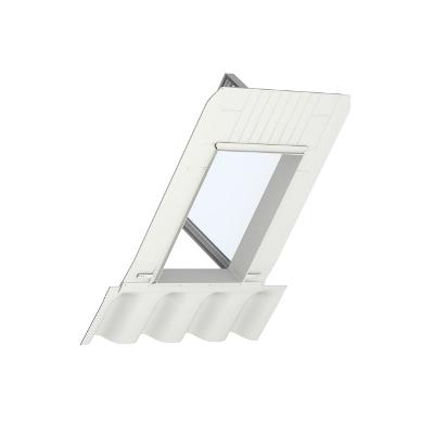 Prezentare produs Iesire pe acoperis pentru poduri nelocuite - VELUX GVT Pictograma VELUX - Poza 29