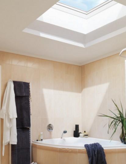 Fereastra fixa pentru acoperis terasa - VELUX CFP Interior CFP Fereastra fixa pentru acoperis terasa
