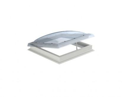 Fereastra electrica pentru acoperis terasa - VELUX CVP Pictograma CVP Fereastra electrica pentru acoperis terasa