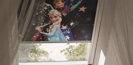Rulou opac VELUX Disney VELUX - Poza 3